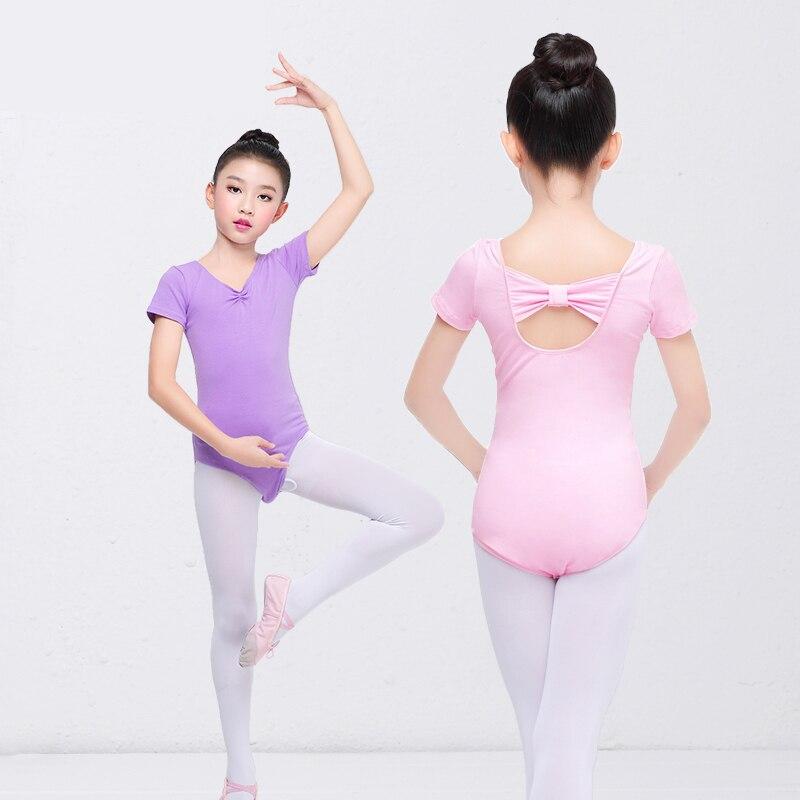 newest-long-short-sleeve-font-b-ballet-b-font-dance-leotard-girls-kids-children-cute-back-bowknot-gymnastics-dance-costumes