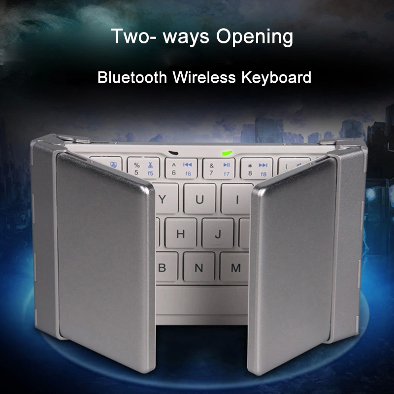 6 Folding Bluetooth keyboard