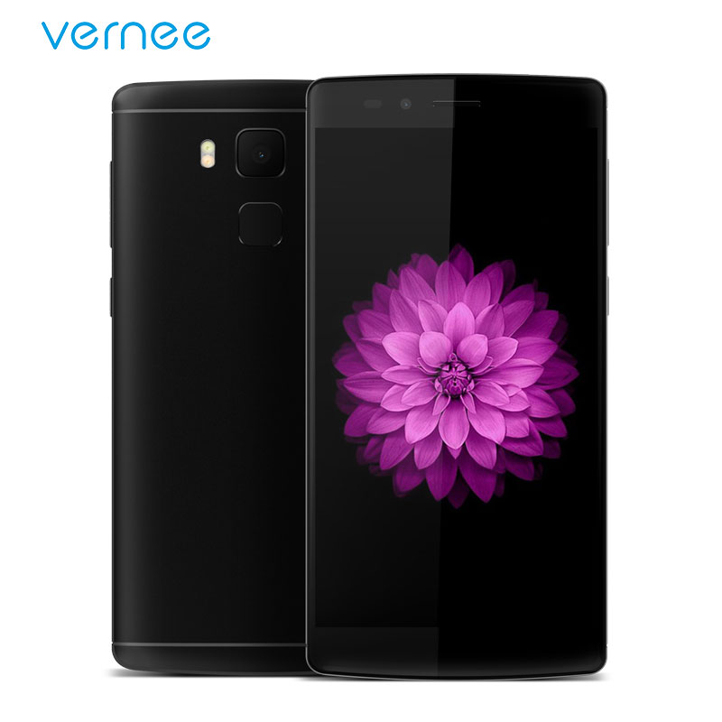 Vernee Apollo X Mobile Phone MTK Helio X20 Deca Core 5 5 13 0MP Camera Cell