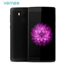 "Vernee apollo x teléfono móvil mtk helio x20 deca-core 5.5 ""teléfonos móviles 4G RAM 64G ROM 13.0MP Cámara 4G Lte Android 6.0 Smartphone"