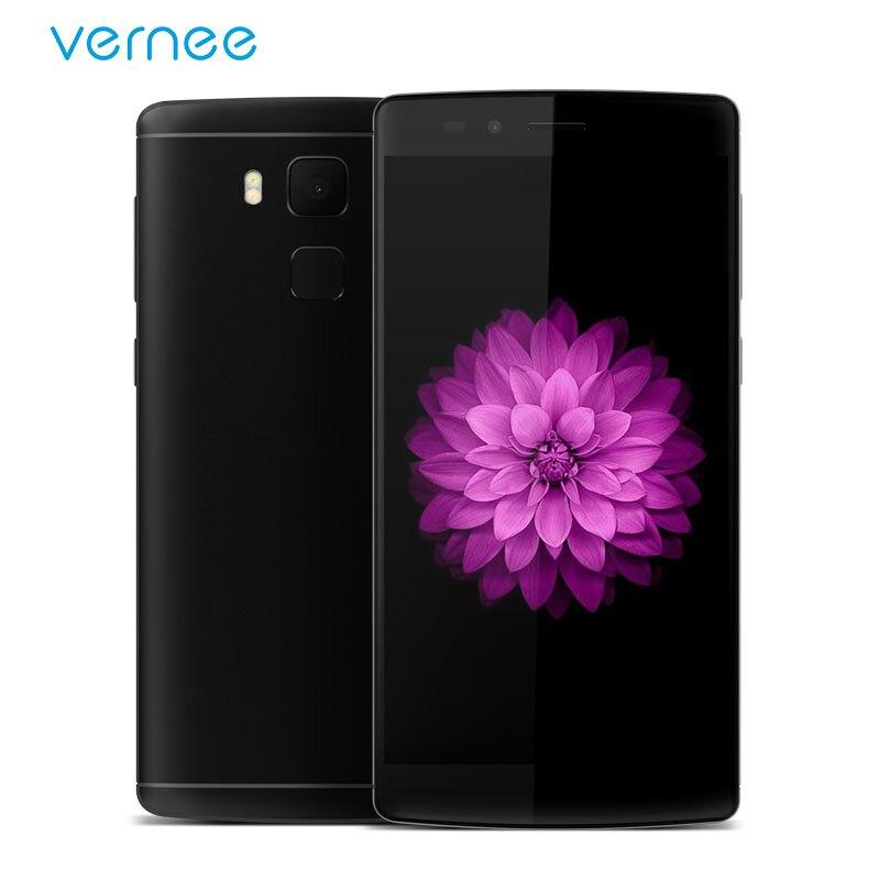 Vernee apollo x teléfono móvil mtk helio x20 deca-core 5.5 \
