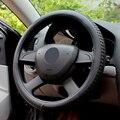Rodas de Direcção Do Carro de Couro de alta Qualidade Capas, Cubos de Roda Da Direcção, Estilo Do Carro, Direção-roda Para 38 cm volante Todos Sedan