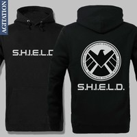 Avengers 3 Shield Innings S H I E L D Join Superman Captain America Sports Fir