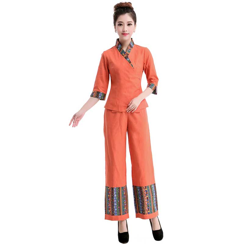 Popular uniform beauty buy cheap uniform beauty lots from for Spa uniform indonesia
