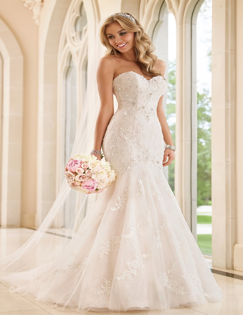 Online Buy Wholesale lace wedding dress 2014 from China lace ...