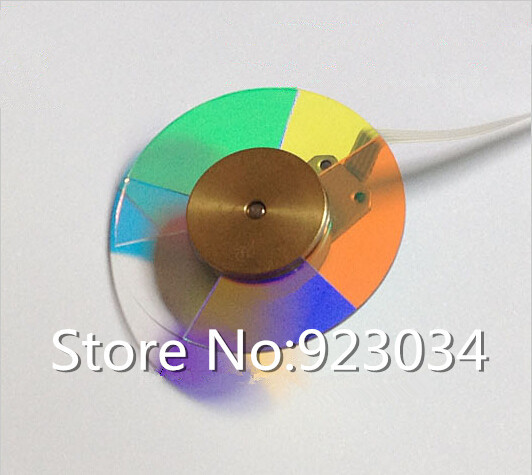 ФОТО Wholesale Projector Color Wheel for  P7205  Free shipping