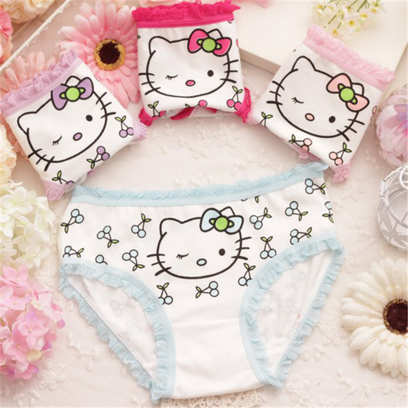2016 Roupas Infantis Menina Pcs/lot Baby Girl Underwear Kids Panties Child's For Shorts For Nurseries Children's Briefs C1332