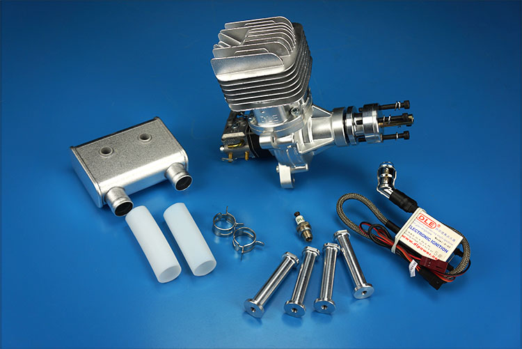 все цены на Original DLE DLE55RA 55CC Gasoline Engine for RC Airplane