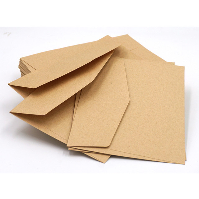 10pcs 190 135mm diy paperboard paper business envelope gift card 10pcs 190 135mm diy paperboard paper business envelope gift card envelopes for wedding birthday party reheart Choice Image