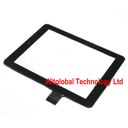 Black New 8 inch Ritmix RMD-855 Capacitive touch screen panel Digitizer Glass Sensor replacement Free Shipping black new 10 1 ritmix rmd 1029 rmd1029 tablet touch screen panel digitizer glass sensor replacement freeshipping