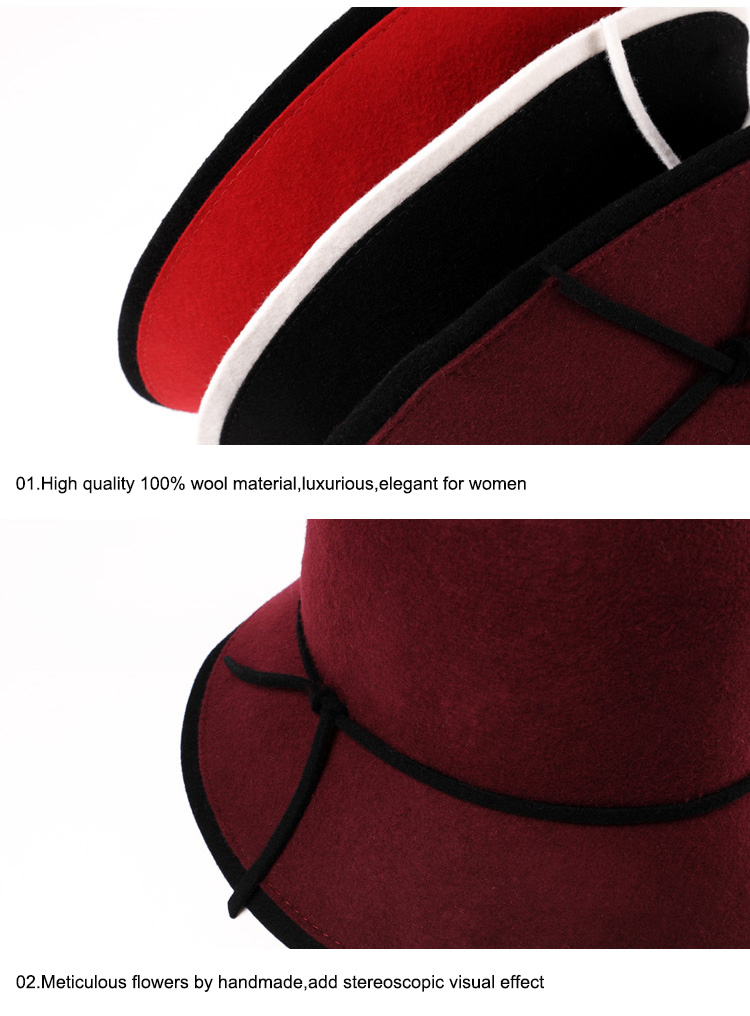 7 red hat women