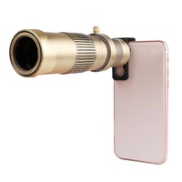 Far Viewing HD 22x Angle Cellphone Camera Zoom Optical Telescope Telephoto Universal Lens For Samsung Iphone Huawei Xiaomi