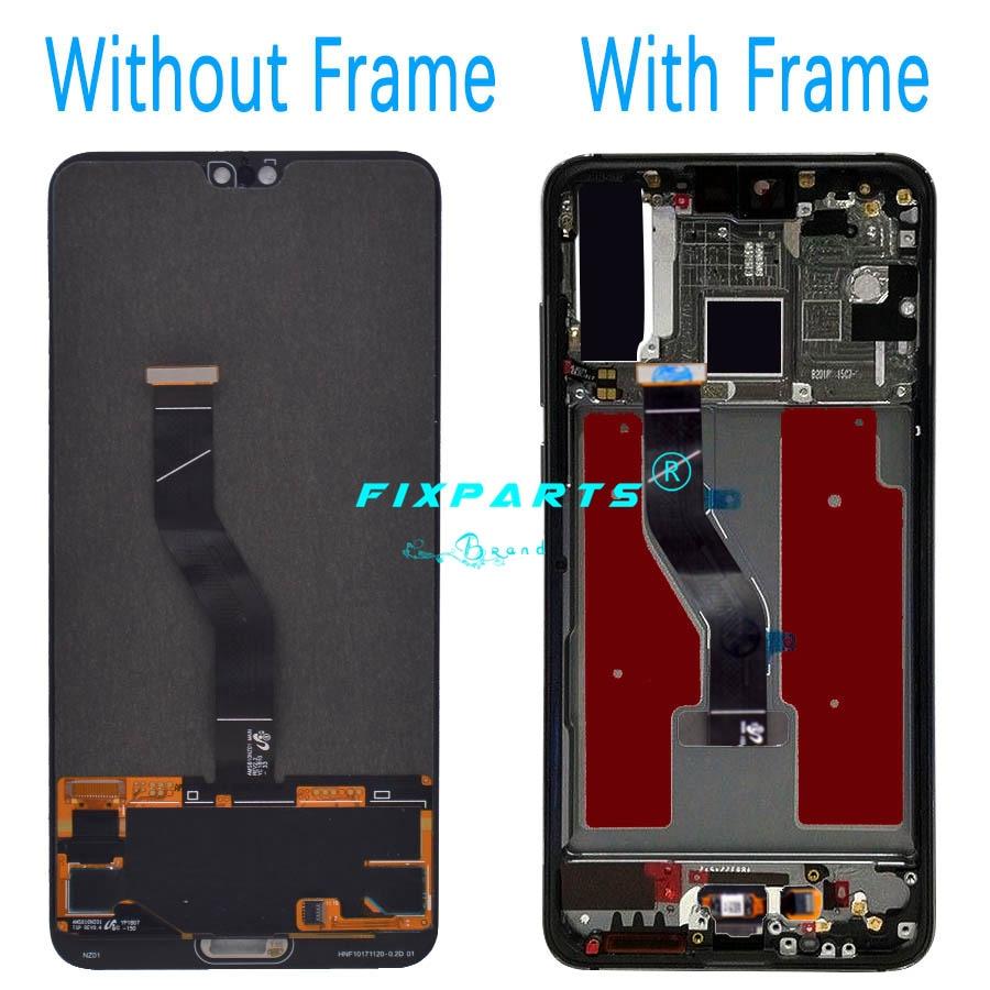 P20 Pro LCD Display