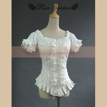 with Short Blouse Lolita