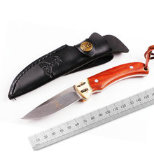 Full Tang vintage case fixed blade knives Outdoors Camping Hunting Survival Knives Fixed Blade 1841#