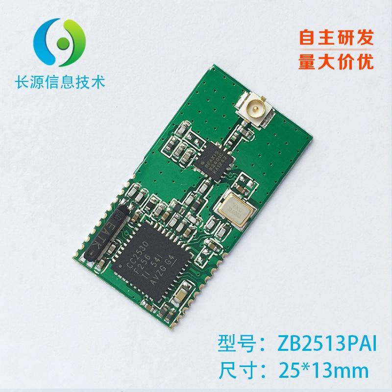 CC2530+RFX2401C Module, CC2530PA High Power Module, Built-in IPX Connector  цена и фото