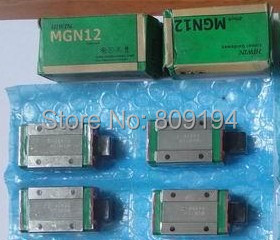 HIWIN MGNR MGN15H 1PCS and MGR15-140MM 1PCS HIWIN  linear guide free shipping to argentina 2 pcs hgr25 3000mm and hgw25c 4pcs hiwin from taiwan linear guide rail