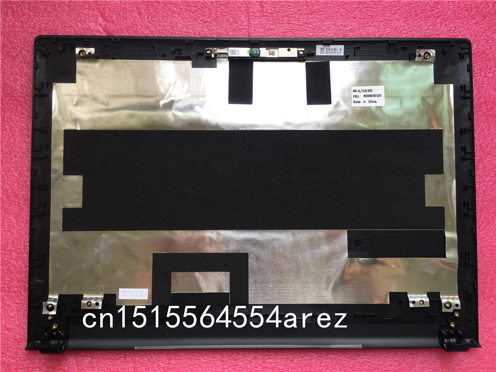 New Original laptop Lenovo S410P no-TOUCH LCD rear back cover/The LCD Rear cover with Camera 90203836 аксессуар защитное стекло для samsung sm j730f galaxy j7 2017 zibelino tg full screen gold 0 33mm 2 5d ztg fs sam j730f gld
