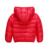 Parkas infantil Para niños Niñas Invierno Outwear Niños Ropa de Algodón Acolchada Chaqueta de Abrigo de Invierno Niño