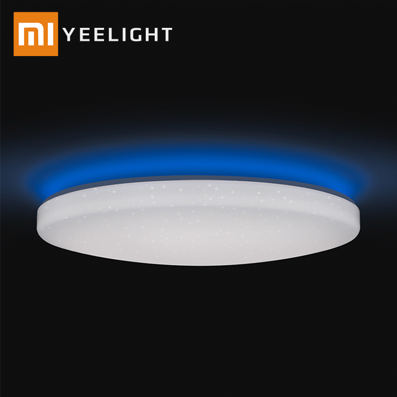 Original Xiaomi Yeelight Smart Ceiling Light Lamp Remote APP WIFI Bluetooth Smart Contro ...