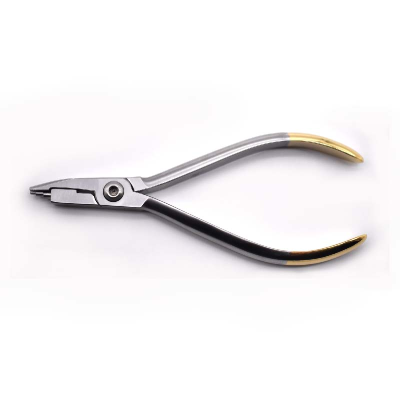 Image 2 - Dental Orthodontic Omega Loop Forming Plier Tweed Type 12.5cm Instrument dentist equipment-in Teeth Whitening from Beauty & Health
