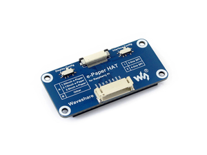 Image 2 - Waveshare e Paper Driver HAT for Universal e Paper Raw Panels E ink paper displays compatible with Raspberry Pi 2B/3B/3B+/Zero