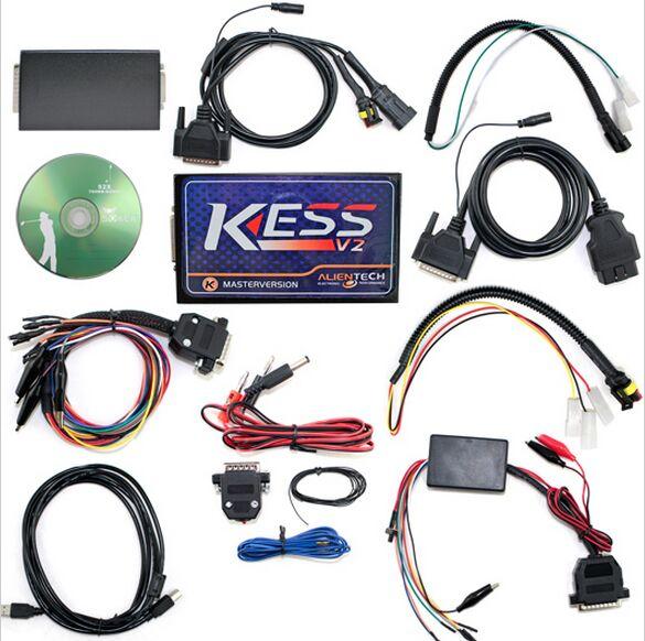 Цена за 2017 новые KESS V2 V4.036 без маркер Limited мастер версия v2.32 KESS Поддержка нескольких языков KESS v2.32 ЭКЮ программист DHL Бесплатная