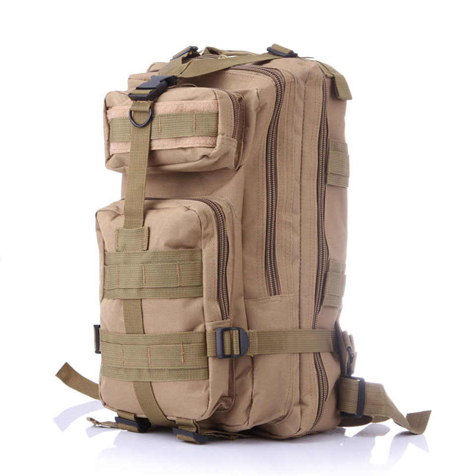 Large Fishing Bags Multifunctional Outdoor Sport Fishing Bag Fishing Tackle waterproof Backpack Camouflage 44cm*25cm*25cm
