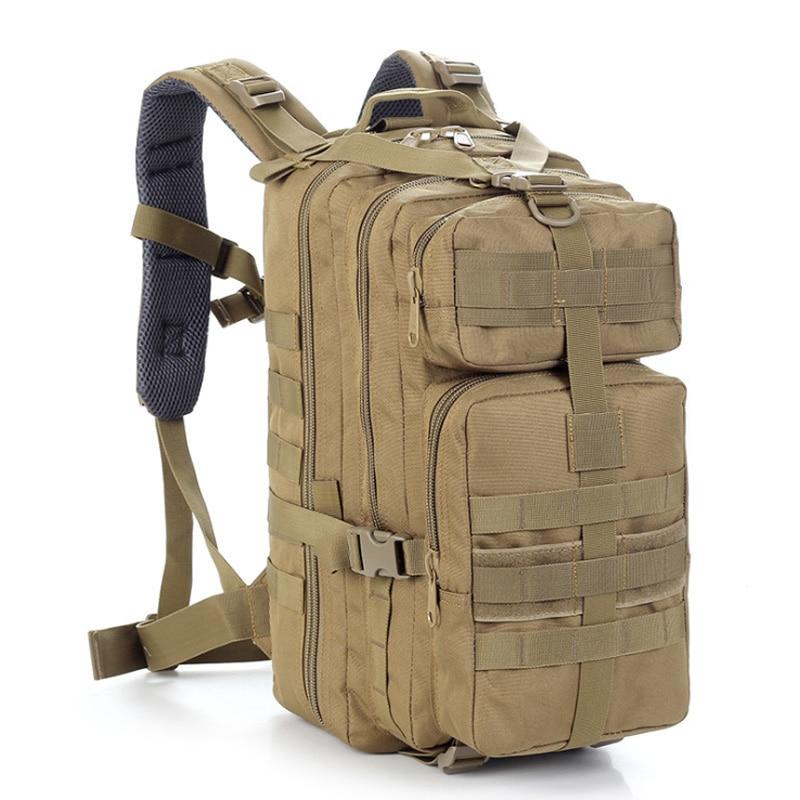 Sac à dos tactique militaire assaut Pack sac à dos armée étanche Bug Out sac petit sac à dos pour la randonnée en plein air Camping chasse