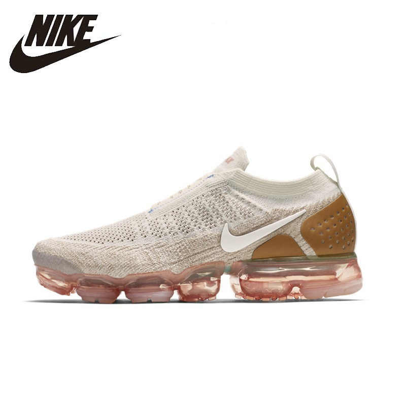 58074d5bb5861 NIKE Air VaporMax FK Moc 2 Mens And Womens Running Shoes Super Light  Support Sports Sneakers