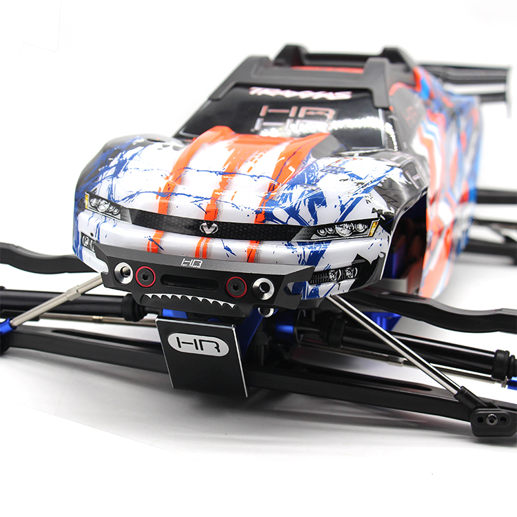 Traxxas 1//10 Slayer 3.3 Pro FRONT /& REAR BUMPERS /& MOUNTS Support