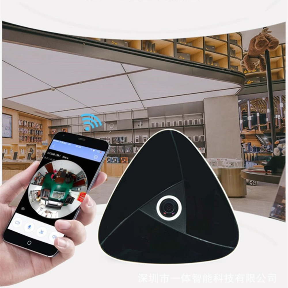 3MP Wireless Wifi Panoramic Camera Card Cloud Storage Mobile Phone Remote 300w dpi House Security Monitor3MP Wireless Wifi Panoramic Camera Card Cloud Storage Mobile Phone Remote 300w dpi House Security Monitor