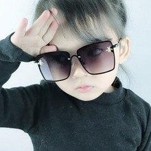 Children Sunglasses Boys Girls Baby Baby Square Sun