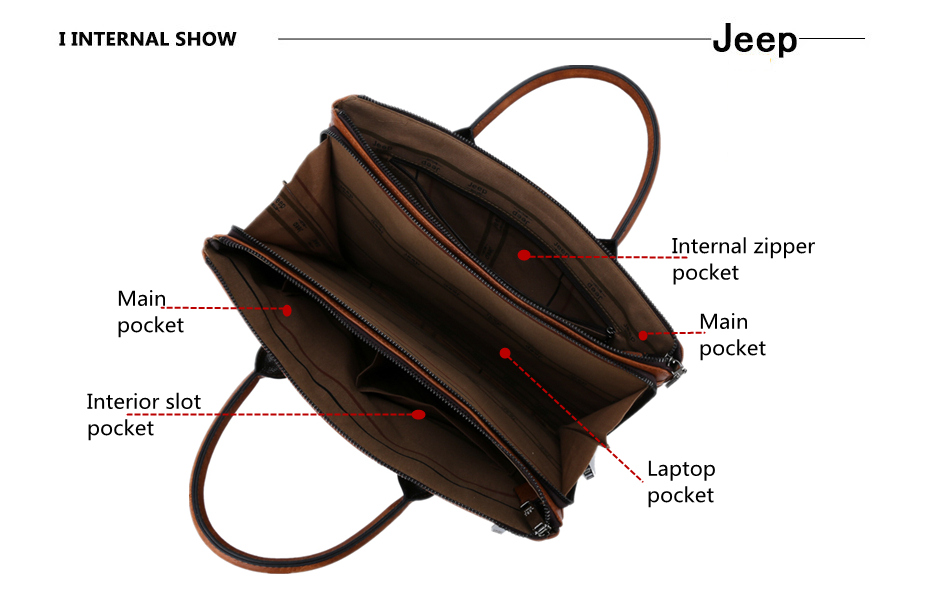 HTB1YOZZRmzqK1RjSZPcq6zTepXa0 JEEP BULUO Brand High Quality 14 inch Laptop Business Bags Men Briefcases Set For Handbags Leather Office Large Capacity Bags