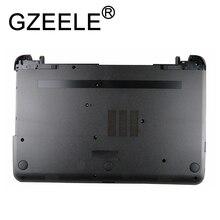 цена на GZEELE New For HP 250 255 256 G3 15-G 15-H 15-R 15-T 15-Z 15-G001XX 15-R030WM Laptop Bottom Base Case Cover lower black
