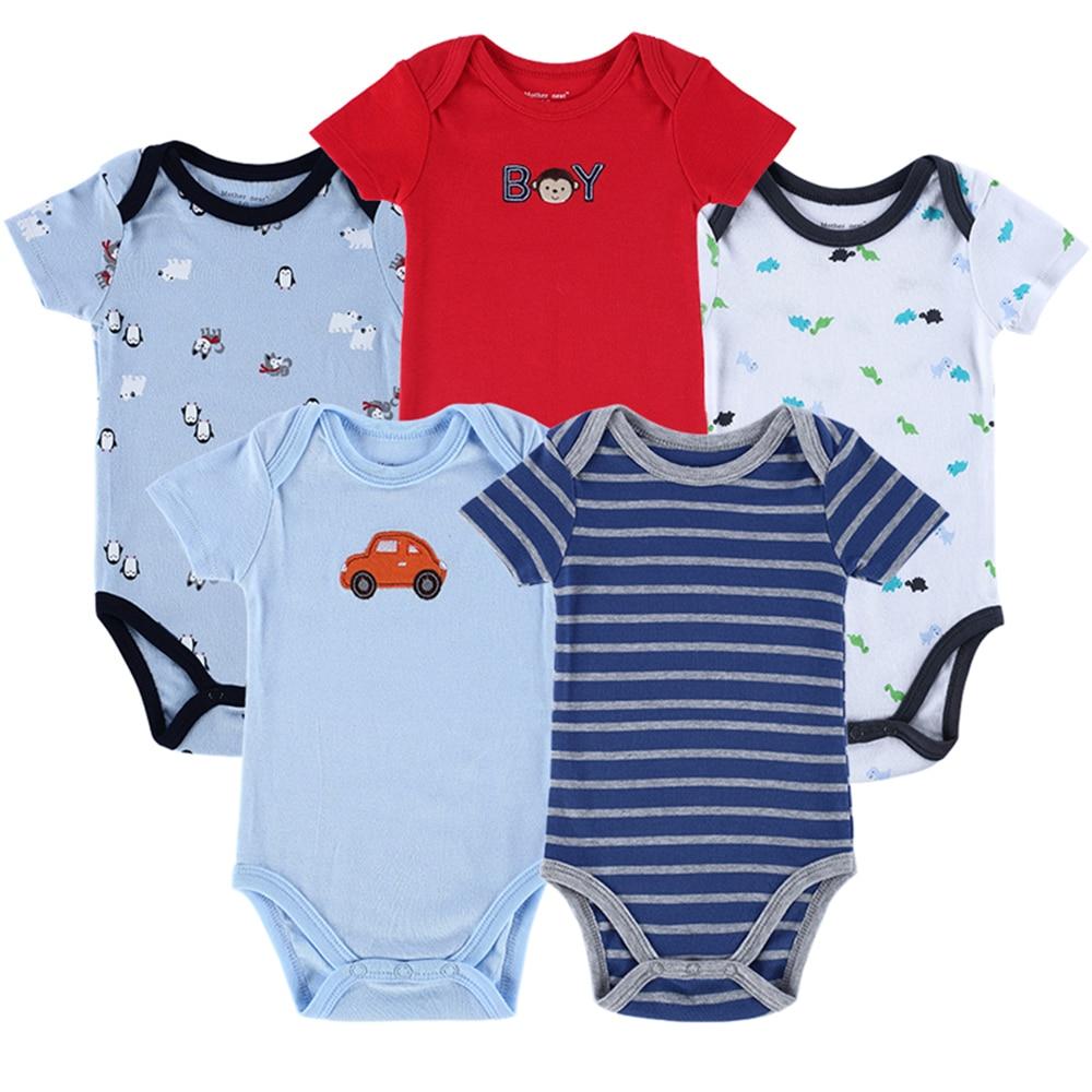 Motinos lizdas Naujas stilius kūdikių kūdikiai 5 vnt / - Kūdikių drabužiai - Nuotrauka 2