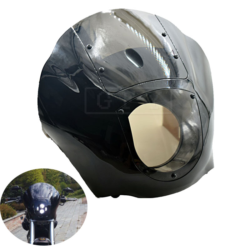 Motorcycle Quarter Fairing Kit For Harley Sportster XL883 XL1200 1988 - later FXR 1986-1994 Dyna 1995-2005 Fat Bob Super Glide mtsooning timing cover and 1 derby cover for harley davidson xlh 883 sportster 1986 2004 xl 883 sportster custom 1998 2008 883l