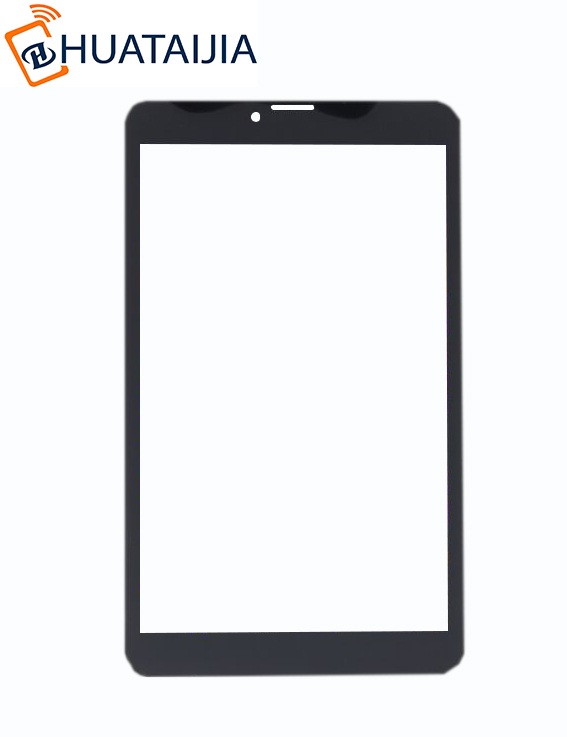 new touch screen digitizer touch panel glass sensor for 8 Ginzzu GT-8105 3G GT - 8105 Tablet Free Shipping new 45 pin touch screen digitizer for ginzzu gt x853 tablet touch panel glass sensor replacement free shipping