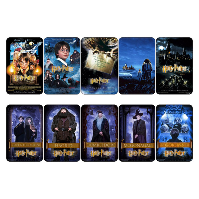 Aliexpresscom Buy Harry Potter And The Sorcerers Stone Movie