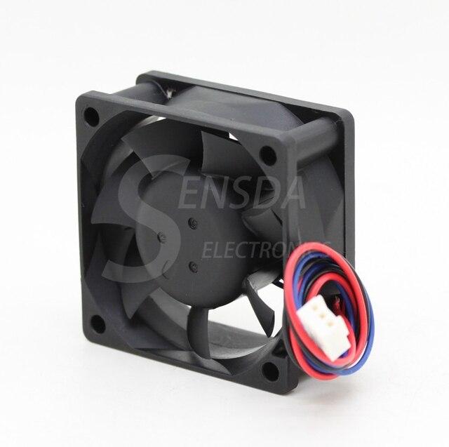 Pour delta AFB0612HH-R00 ROO 6cm 60mm 6025 12V 0.2A boîtier 3 broches ventilateurs de refroidissement axiaux refroidisseur signal dalarme