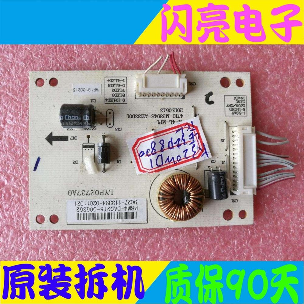 Audio & Video Replacement Parts Main Board Power Board Circuit Constant Current Board Led 46k310x3d Logic Board Y11-sq60pbmb4c4lv0.0 He460ffd-b3 Screen Accessories & Parts