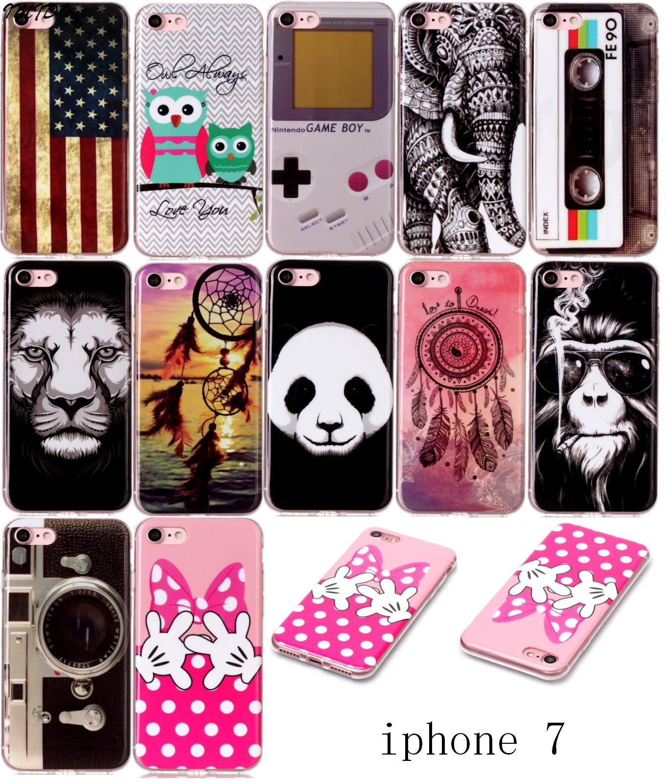 For Funda Iphone 7 Plus Case Iphone 7 7plus Cover Apple Iphone7 Plus Capa Para Iphone7plus Coque For Iphone Case For Iphonecoque Apple Aliexpress