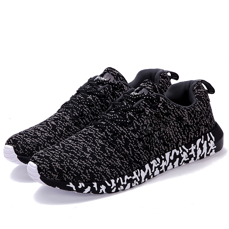 Men's Woven Light Sneakers