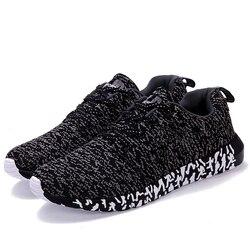 Novos Homens Respirável Sapatos Casuais Sapatos de Tecido Sapatos de Homens Das Sapatilhas Formadores Para Os Homens Da Moda Apartamentos Casuais Homens Sapatos Tenis Masculino Adulto