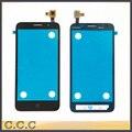 Tela sensível ao toque para alcatel one touch pixi 3 5.0 5015d 5015a 5015x ot5015 5015 painel frontal da tela de toque digitador