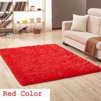 Oversize Soft Carpet 200 X 400cm 3.5CM Hair Floor Mat Shaggy Rugs and Carpets Modern Area Rug For Bedroom Room Parlor Carpet