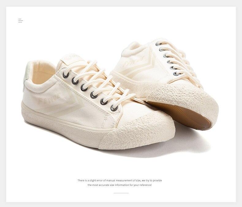 Feiyue shoes New classic Martial arts Tai Chi canvas shoes Rubber shoes men women sneakers 19