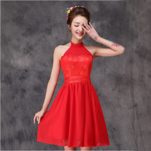 Popular Red Cocktail Dresses under 50-Buy Cheap Red Cocktail ...