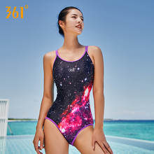 361 Women Swimsuits Sexy One Piece Swimsuit Triangle Sport Swimwear Backless Push Up Swimming Suits Hot Spring Pool Bathing Suit