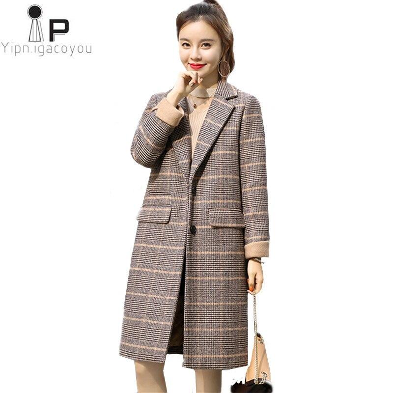 vent Taille Printemps Coréen Plus Modes yellow Coupe Lattice La Khaki  Longues Femme Dames automne Élégante Color Harajuku 2018 ... 40e2fd3fe5c